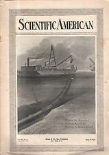 1914 Scientific American October 10-Carrier pigeon photographer; Langley Flights