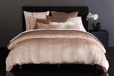 One Donna Karan Silk Blush Standard/Queen Pillow Sham Awakening Collection New