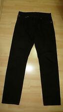 Levis 501 0165 Jeans 34 32 schwarz N206