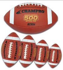 New Champro Fb5 500 Series Premium Composite Cover American Football Official
