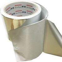 Aluminium Foil Tape 50mm x 18m Big Roll Self Adhesive Insulation Reflective Duct