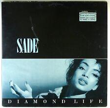 "12"" LP - Sade - Diamond Life - M931 - washed & cleaned"
