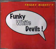 Funky White Devils-Friday Night cd maxi single