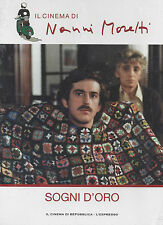 Dvd **SOGNI D'ORO** di Nanni Moretti nuovo Digipak 1981