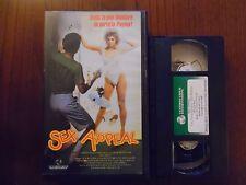 Sex appeal (Louie Bonanno, Tally Brittany, Marcia Karr) - VHS Vestron rarissima