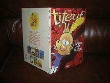 TITEUF N°8 LACHEZ MOI LE SLIP - EDITION ORIGINALE 2000