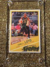 Jewell Loyd 2015 Seattle Storm Rittenhouse WNBA Notre Dame Rookie Card