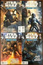 Star Wars: Blood Ties (2010) #1-4 - Comic Book Set - Dark Horse Comics