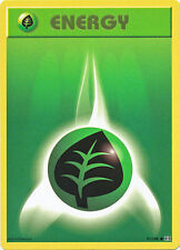 Energy Grass Pokémon Individual Cards