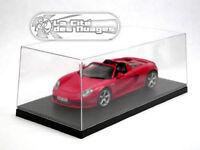1/18 Boite vitrine Display case Exposer vos miniatures Diecast Showcase
