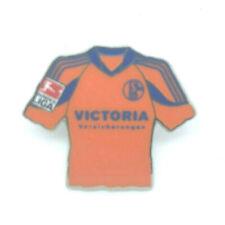 FC Schalke 04 Trikot Pin Logo Anstecker Fussball Bundesliga #734