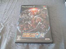 > SUPER ROBOT WARS OG GAIDEN PLAYSTATION 2 PS2 JAPAN IMPORT NEW FACTORY SEALED <