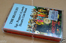 THE BEATLES SGT.PEPPER'S LONELY HEARTS CLUB VERY RARE UKR ORIGINAL TAPE CASSETTE