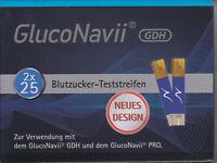 SD GlucoNavii GDH Blutzucker-Teststreifen 50 Stück neu+OVP vom med. Fachhändler