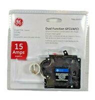 GE THQL1115AF2 Arc Fault Circuit Breaker 15A 120v Single Pole