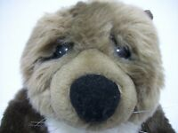 Dakin OLIVER Otter QUALITY plush Stuffed Animal by one of Lou Rankins Friends