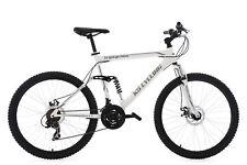 "Mountainbike Fully 26"" MTB Weiss 21-Gänge Triptychon RH 51 cm KS Cycling 227M"