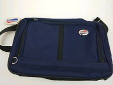 American Tourister Shoulder Bag  Luggage Blue Lightweight Carry On PREOWNED