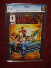 Harbinger #1 CGC 9.6      1992 Valiant