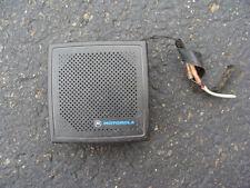 Motorola Two Way Radio External Speaker Model Hsn 9326A