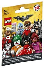 Minifigures, The Batman Movie  - LEGO MINIFIGURES 71017 - NUEVO