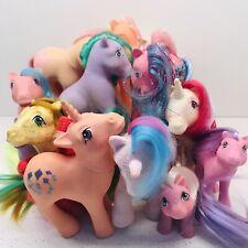 Vintage My Little Pony G1 Bait Job Lot of 13 Ponies Custom/OOAK/Authentic