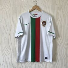 PORTUGAL 2010 2011 AWAY FOOTBALL SOCCER SHIRT JERSEY NIKE 376896-105