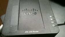 Cisco SPA122 Small Business ATA with Router - Tested Unlocked