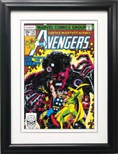 "Marvel ""The Avengers"" # 175 Framed Comic Book  Poster  Guardians of the Galaxy"