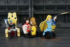 Space Battleship Yamato Star Blazers Dessler CARRIER Figure Toy Model A620 ABC