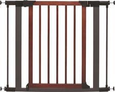 Steel/Wood Pet Gate