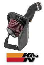 K&N 63 Series AirCharger Air Intake System for 2015-2016 Chrysler 200 3.6L V6