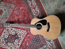 vintage Yamaha LL11e acoustic guitar with external pre amp