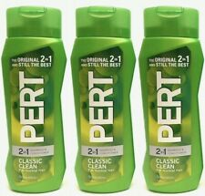 3 PERT 2-IN-1 SHAMPOO & CONDITIONER CLASSIC CLEAN SCENT NORMAL HAIR 13.5 FL OZ