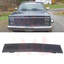 AAL1981 82 83 84 85 86 1987 Chevy C/K Pickup Phantom 1PC Billet Grille Insert