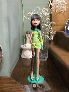 Monster High Dawn of the Dance Cleo De Nile, complete, new, just out of box