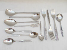 Job Lot Of Assorted Viners Cutlery - Forks & Spoons
