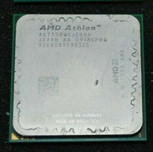 AMD Athlon X2 7550 AD7550WCJ2BGH 2.5GHz Socket AM2 / am2+ Dual Core Processor