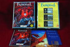 Amiga: Legend of Faerghail - Reline Software 1990  mit OVP