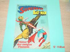 Superman Comicheft, Nr. 8 , von 1973, alt, selten !