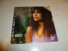 "SELENA - So far away - 1988 Dutch 2-track 7"" Juke Box Vinyl Single"