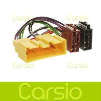 Mazda 6 ISO Lead Wiring Harness connector Stereo Radio adaptor PC2-78-4