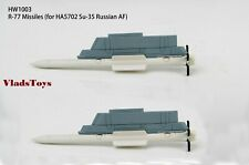 Hobby Master  1/72 R-77 Missiles for Russian Sukhoi Su-35S Flanker HW1003