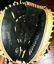 RHT MIZUNO Prospect GXC 105D2 32.5 Leather Catchers Mitt Youth Baseball Power Cl