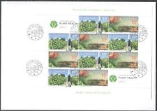 2020 FDC + mini sheet Slowakei SLOVAKIA Viticulture Malta joint issue Wine Wein