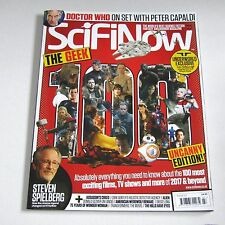 Sci-Fi Now Magazine Issue  127 THE GEEK 100 EDITION