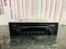 AUDI A4 B7 CONCERT RADIO CD PLAYER 8E0057186DX WITHOUT CODE