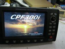 Standard Horizon Cpf300I Chartplotter