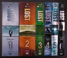 LOST serie TV completa originale in DVD