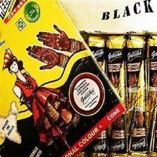 FREE SHIP!!!  Herbal Black Henna Cones Temporary Tattoo Body Art Ink CHOOSE QTY